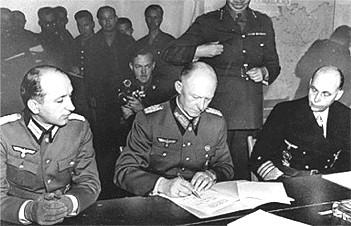Kapitulation 2 Weltkrieg