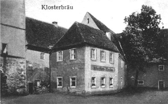 Michelfeld wird 1700 wieder abtei