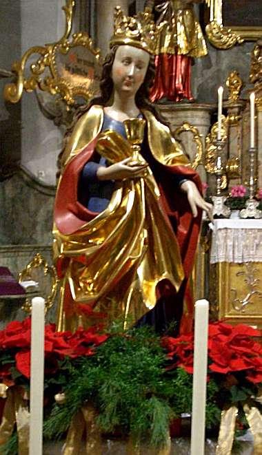 Heilige Barbara Bilder